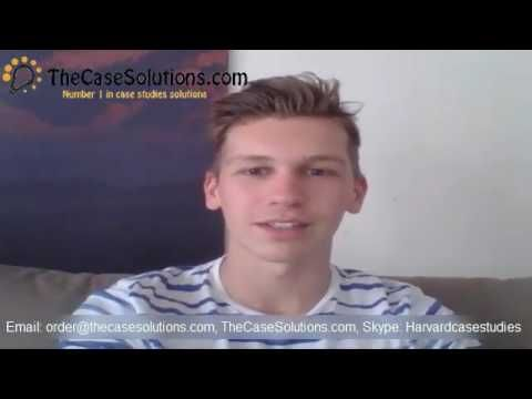 (1) Best Ways To Read HBR Case Studies & Analysis- TheCaseSolutions.com - YouTube