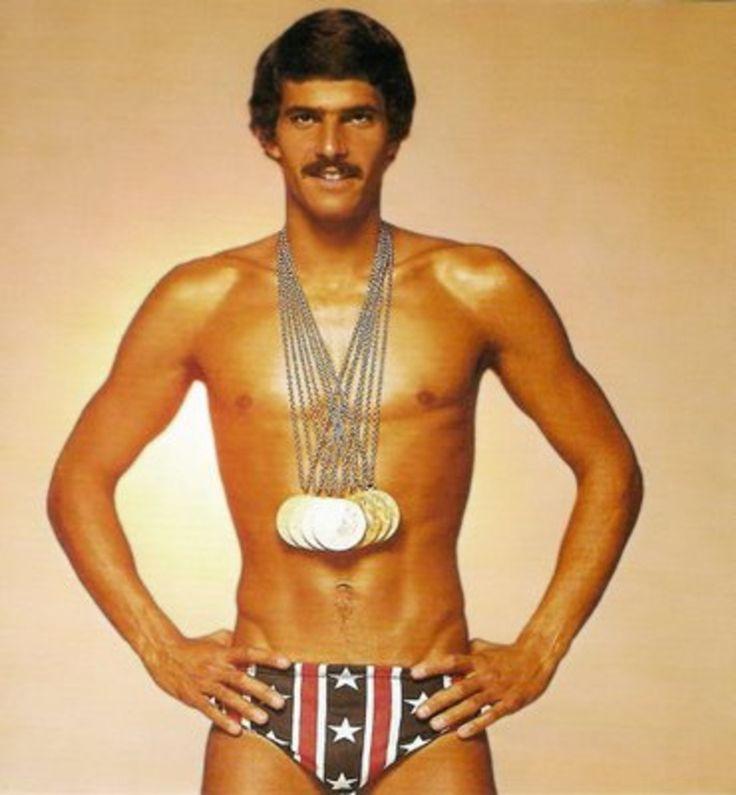 Mark Spitz Olimpiadi 1972
