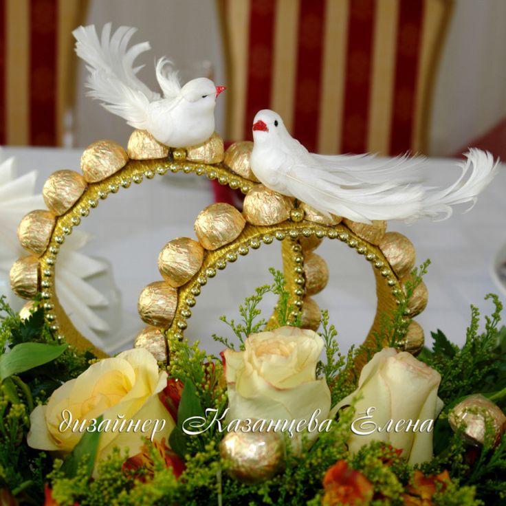 Gallery.ru / Фото #1 - свадебные композиции с конфетами - kazantceva