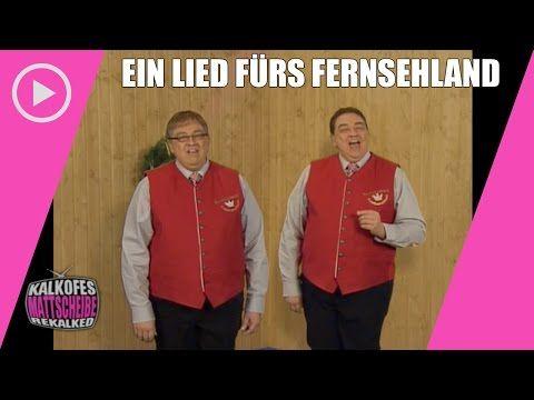 KALKOFES MATTSCHEIBE REKALKED - EIN LIED FÜRS FERNSEHLAND (2:57)