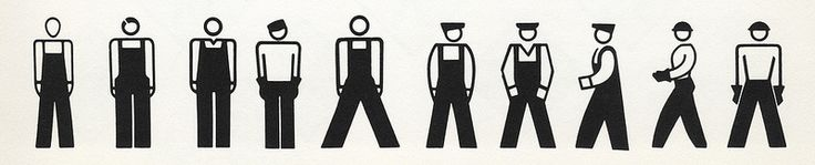 Worker Isotypes #isotype #pictogram