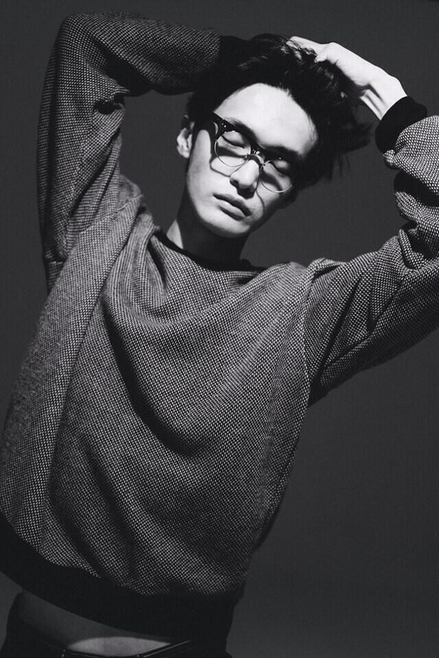 """koreanmodel: """"Heo Jae Hyuk by Kim Jin Yong """" instagram @augustbtody #koreanmodel"""
