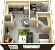 400 Square Foot Apartment 465 best design, home basement images on pinterest | architecture