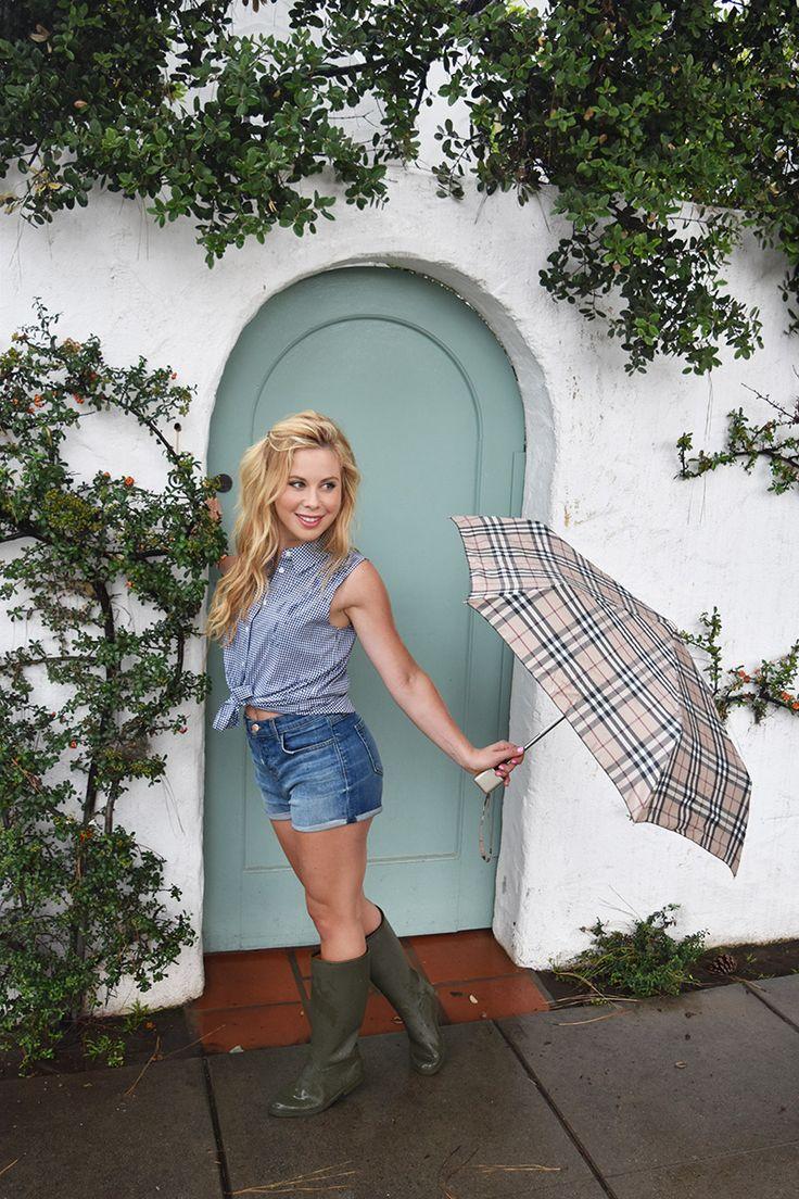 Tara Lipinski Rain Boots