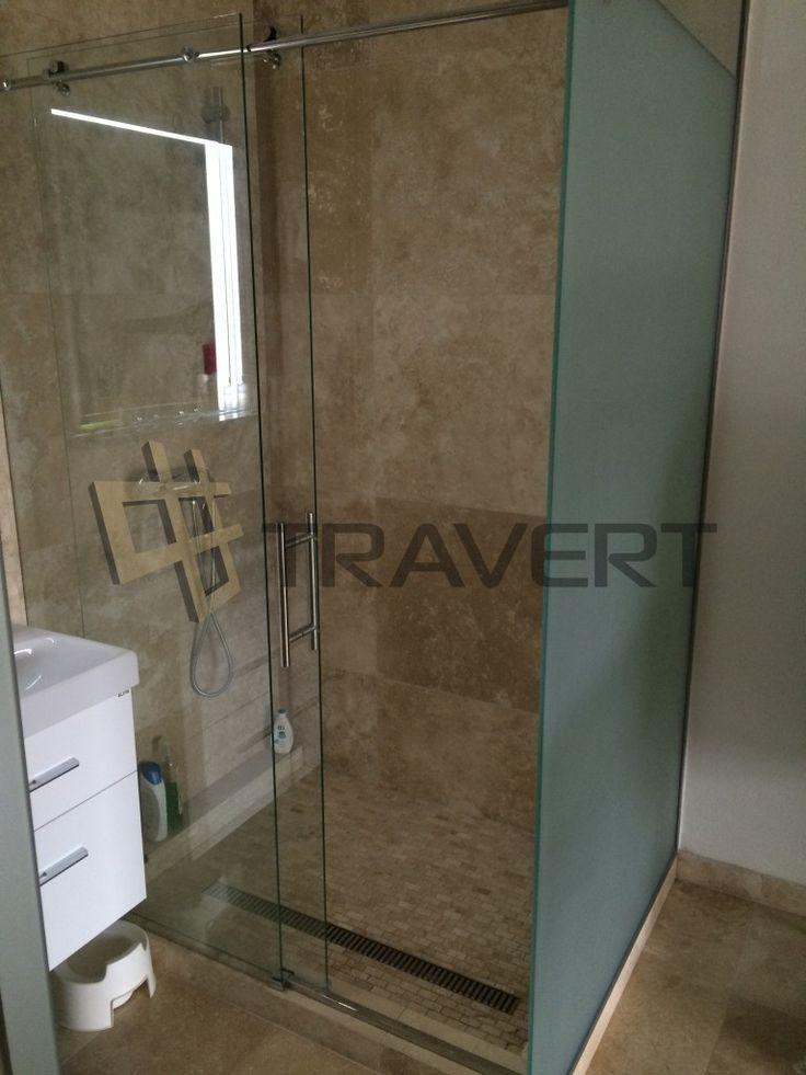 Travertín v interiéri domu na Palisádach | Travert s.r.o. http://travert.sk/referencia/travertin-v-interieri-domu-na-palisadach