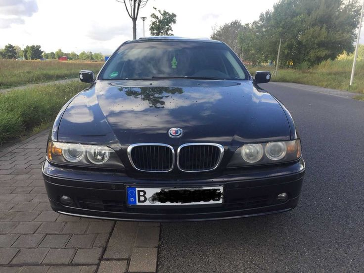 BMW 520i E39 Facelift 170ps Klimaaut./Leder/Schiebedach/Sitzheizung/TÜV11/18/Ahk
