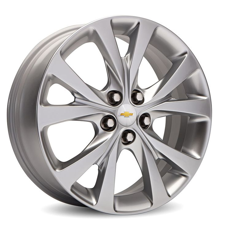 2016 #Sonic 17 in Wheel, Silver, JA350 Alloy, Single:Customize your Sonic with these 17 inch Silver painted 5-spoke aluminum wheels, validated to GM specifications.