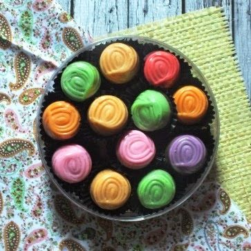 Uni Cakes: Cokelat Praline Aneka Isi
