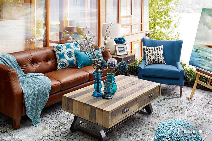 Urban barn on pinterest blue rugs living room rugs and cuddle chair