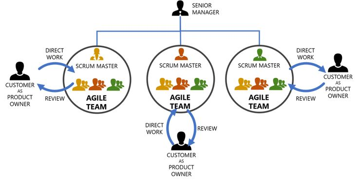 What does an agile operating model look like? How do you manage capabilities while still aligning