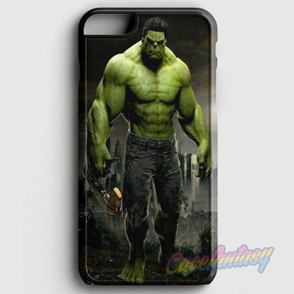 New Hulk Movie iPhone 6 Plus/6S Plus Case   casefantasy