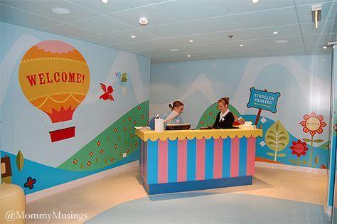 Disney Dream: It's A Small World Nursery