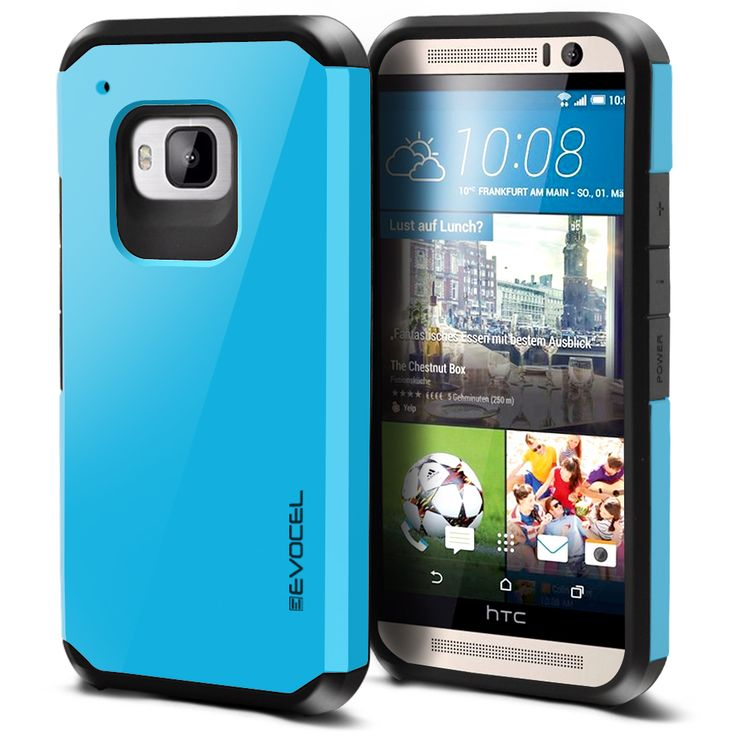 evocel - HTC One M9 Case, Evocel® Dual Layer Protector Case For HTC One M9, Brilliant Blue, $11.99 (http://www.evocel.com/products/htc-one-m9-case-evocel-dual-layer-protector-case-for-htc-one-m9-brilliant-blue.html/)