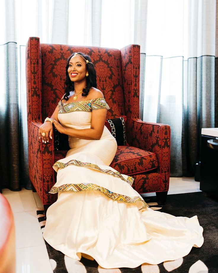 149 best habesha brides images on pinterest brides for Habesha dress for wedding