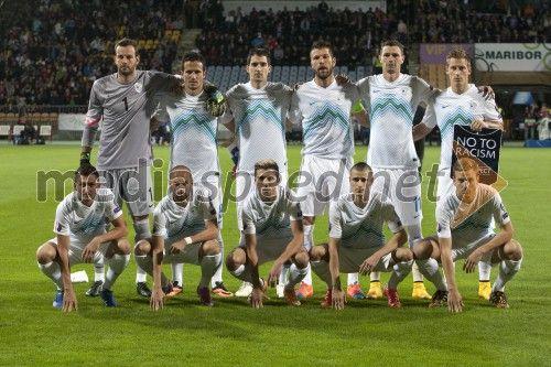 Slovenska nogometna reprezentanca  Slovenian