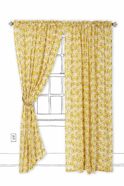 I 39 M Just Going To Pin All The Yellow Gold Curtains From