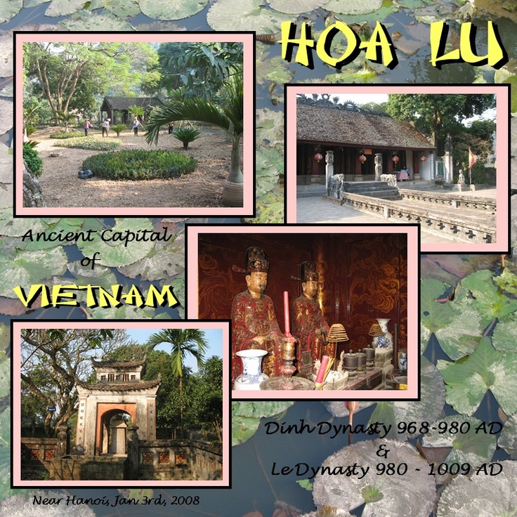Hoa Lu - Scrapbook.com