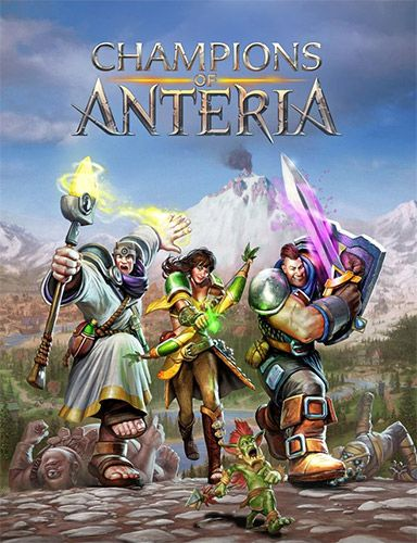 Full Version PC Games Free Download: Champions Of Anteria Free PC Game Download