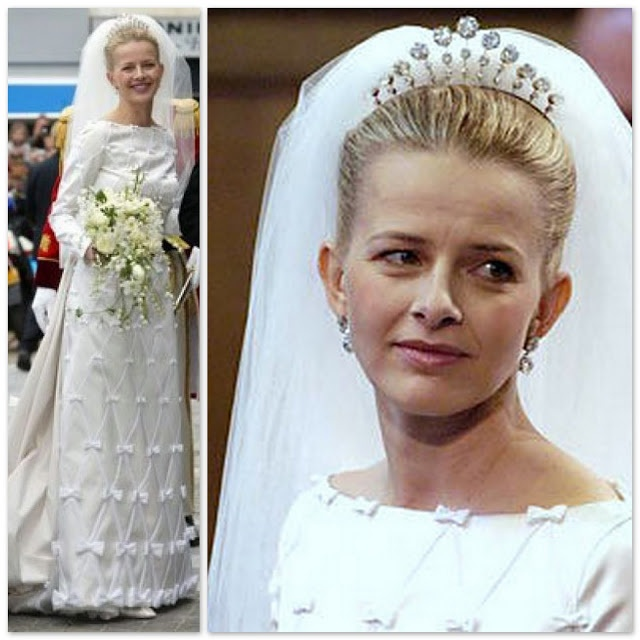 Princess Mabel, wife of Prince Johan Friso.
