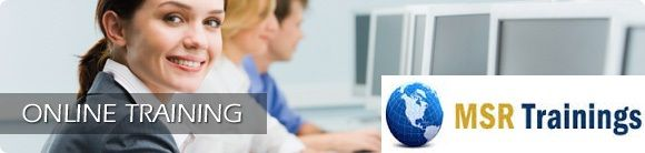 MSR Trainings is a leading training institute offering job oriented trainings with experiance faculty with online support on Selenium ,Hadoop,QTP & QC ,Java ,.Net, Tableau , Mannual , ETL Testing , Sales Force Online Training in Hyderabad, India, USA, UK, Australia, New Zealand, UAE, Saudi Arabia,Pakistan, Singapore, Kuwait .