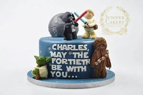 Starwars cake!!!