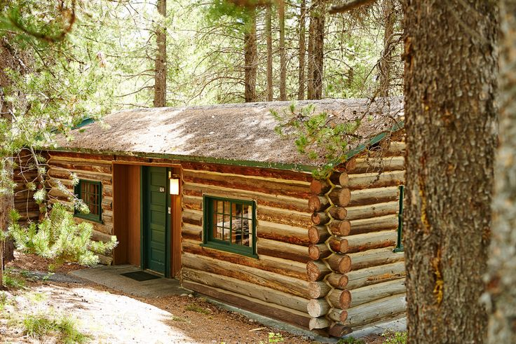 27 best camp out images on pinterest south dakota Yellowstone log cabin hotel