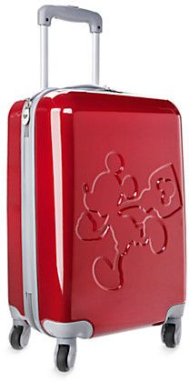 Mickey Mouse Disney TAG Rolling Luggage - 21''