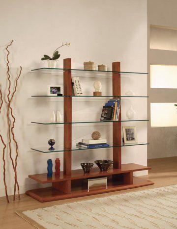 Best 12 Glass shelving ideas on Pinterest | Book shelves, Bookcases ...
