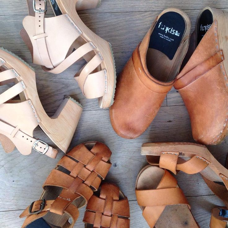 We do get more beautiful with age , perfectly not perfect. Vegetable dyed tanned leather clogs and sandals