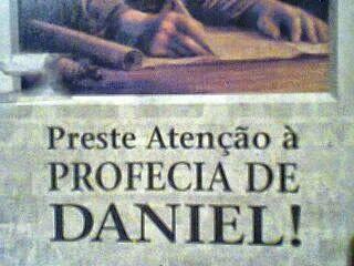ESTUDAR ESCATOLOGIA BIBLICA: 70 SEMANAS DE DANIEL