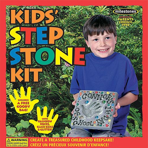 Milestones Kids' Steps Stepping-Stone Kit (several different types)