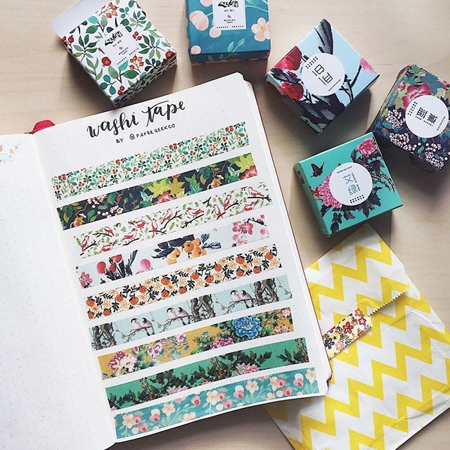 Best 25 washi tape journal ideas on pinterest bullet for What can you do with washi tape