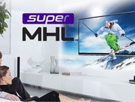 SuperMHL is on its way, with support for 8K video Move over standard Mobile High-Definition Link -- superMHL is on its way, and it's bringing better video quality and support than ever before.