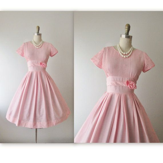 1000  images about Vintage dresses on Pinterest  Vintage party ...
