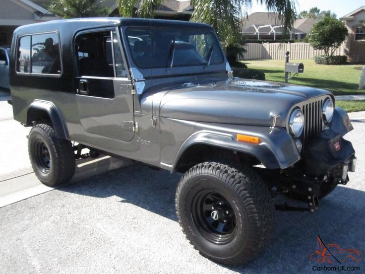 jeep scrambler | Jeep Scrambler CJ8 for sale