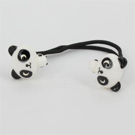 Hårband - Två pandor