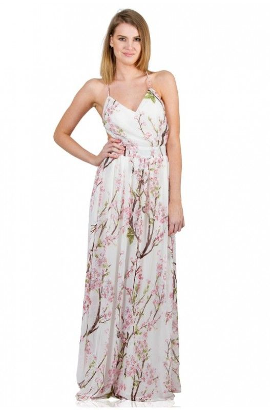 """""""Genevieve"""" Maxi Dress- Shop Now only at A$32.50. Limited Stock."""