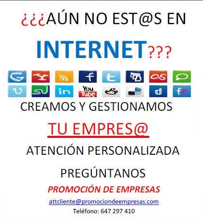 PromocióndeEmpresas promociondeempresas.com