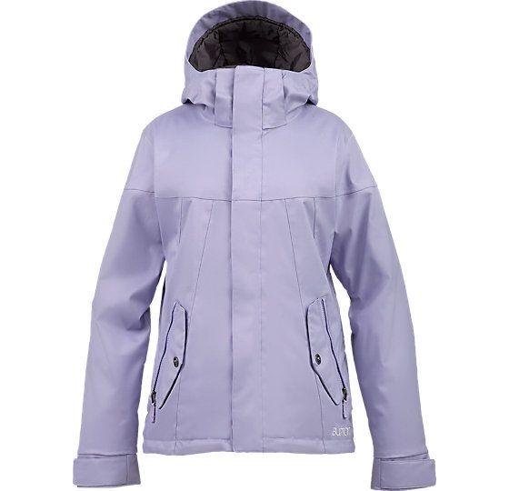 Penelope Snowboard Jacket. Love the colour!