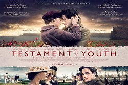 Testament of Youth is set to be one of the January movies not to miss and here is the brand new trailer to take a look at.