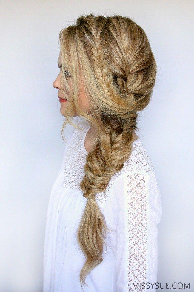 Best 25+ Side braids ideas on Pinterest