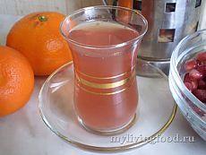 Корки граната и гранатовый чай
