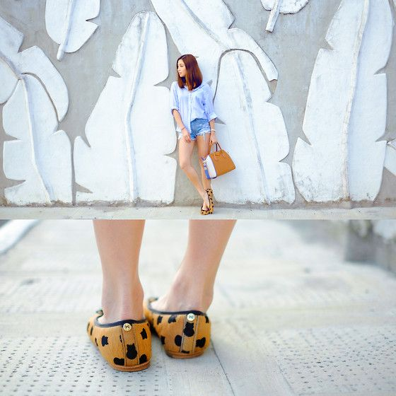 Get this look: http://lb.nu/look/7688366  More looks by Kryz Uy: http://lb.nu/kryz  Items in this look:  Josefinas Flats