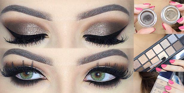 brown smokey eye makeup tutorial brown smokey eye makeup dailymotion brown smokey eye makeup step by step brown smokey eye…
