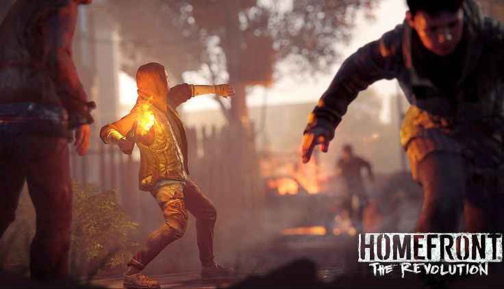 Homefront-The-Revolution-On-PS4-Gameplay-Demo-Coming-To-E3-2014  Crytek Nottingham have announced Homefront: The Revolution will be coming to PS4. The project has been under development for over 3 years now and David Stenton Game Producer at Crytek Nottingham has told us that the first person shooter has gone through a major make-over since its previous iterations.  #PS4Games #Playstation4games #playstationgames #HomefrontTheRevolution