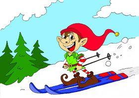 Prezenty od Mikołaja • Elfi