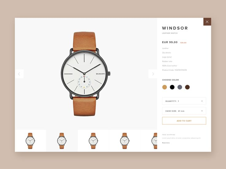I've been exploring recently design concept of online shopping experience.  Let me know what do you think or hit the L button to support. Cheers!