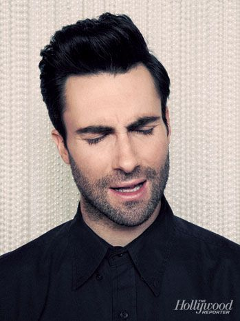More Than Just Man Candy: Photos of Adam Levine - A Decade of Maroon 5