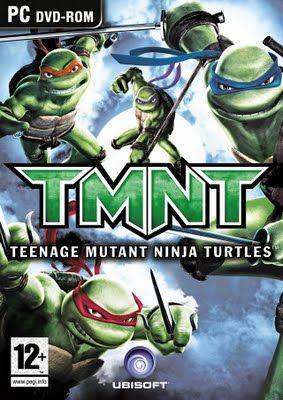 Teenage Mutant Ninja Turtles 2007 PC Game | Free Download PC Games