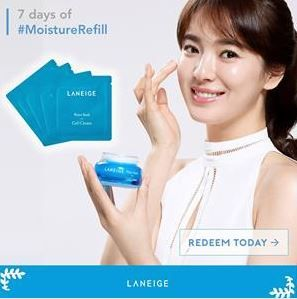 If you've always wanted your skin to achieve that dewy glow, it's about time you release your skin's moisturising ability and add the new and improved Lan